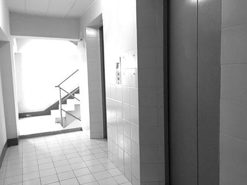อพาร์ทเม้นท์  9 ชั้น รัชดาภิเษก