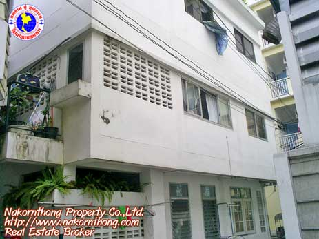 หอพัก-บ้านเช่า เพชรบุรีตัดใหม่